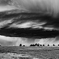 Texas Storm by Karen Slagle