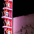 Texas Theater Marquee V2 Dallas 072919 by Rospotte Photography