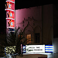 Texas Theater Oak Cliff Texas 072919 by Rospotte Photography
