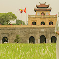 Thang Long Imperial Citadel 01 by Werner Padarin