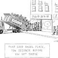 That Good Bagel Place by Joe Dator