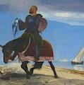 The Adventurer 1882 by Bocklin Arnold