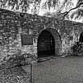 The Alamo Long Barracks by George Taylor