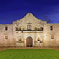 The Alamo - San Antonio Mission - Texas by Jason Politte