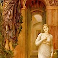 The Annnciation 1879 by BurneJones Edward