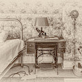 The Antique Sewing Machine by Jim Thompson