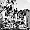 The Apollo Theater In Harlem. Otis by New York Daily News Archive