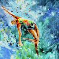 The Art Of Water Dancing 02 by Miki De Goodaboom