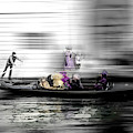 The Artsy Venice 6 by Wolfgang Stocker
