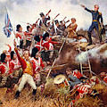 The Battle Of New Orleans, 1815 by Percy Moran
