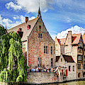 The Belfort Of Bruges by Weston Westmoreland