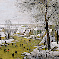 The Bird Trap  by Pieter the Younger Brueghel