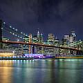 The Brooklyn Bridge by Kristen Wilkinson