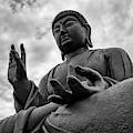 The Buddha Of The Western Paradise by Rick Berk