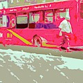 The Bus by Nigel Dudson
