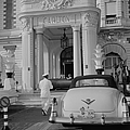 The Carlton Hotel by Slim Aarons