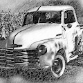 The Chevy Truck by Kirt Tisdale