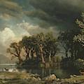 The Coming Storm, 1869 by Albert Bierstadt
