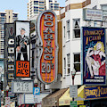 The Condor The Original Big Als And Roaring 20s Adult Strip Clubs On Broadway San Francisco R463 Sq by Wingsdomain Art and Photography
