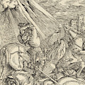 The Conversion Of Paul by Hans Baldung Grien