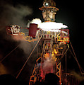 The Cornish Man Engine IIi by Helen Northcott