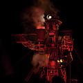 The Cornish Man Engine Iv by Helen Northcott