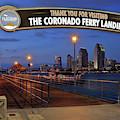 The Coronado Ferry Landing by Sam Antonio Photography