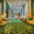 The Corridor by Betsy Knapp