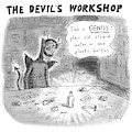 The Devils Workshop by Roz Chast