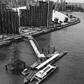 The Dock by Vera De Gernier