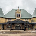 The Duluth Depot by Susan Rissi Tregoning