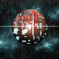 The Dyson Sphere  by Marc Ward