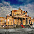 The Eastern Berlin Opera House by Endre Balogh