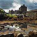 The Eilean Donan Castle by Debra and Dave Vanderlaan