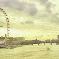 The Eye Of London Art by JAMART Photography