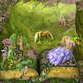 The Fairy Tale by Carol Cavalaris