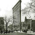 The Flatiron Building 1903 by Jon Neidert