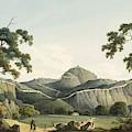 The Fortress Of Gooty, Burma by Justinian Gantz