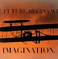 The Future Begins With Imagination by Jack Wilson