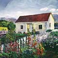 The Gardener's Workshed by David Lloyd Glover