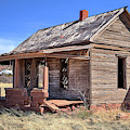 The Ghost Town Of Cuervo by JC Findley