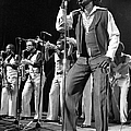 The Godfather Of Soul James Brown by New York Daily News Archive
