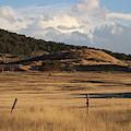 The Golden Hour In Utah by Colleen Cornelius
