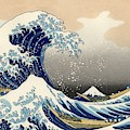 The Great Wave by Top Wallpapers