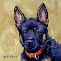 The Guard Dog by Marsha McDonald