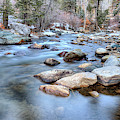 The Headwaters Of The Pecos River by JC Findley