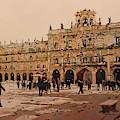 The Heart Of Salamanca by Jenny Armitage