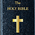 The Holy Bible by Bigalbaloo Stock
