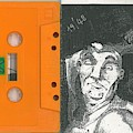 The Howling Cassette/orange by Kasey Jones