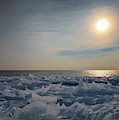 The Ice Fields Of Lake Superior by Susan Rissi Tregoning